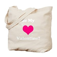 valentine heart be my 1 light Tote Bag
