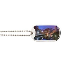 The Chicago River Dog Tags