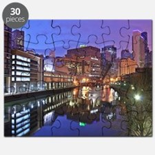 The Chicago River Puzzle