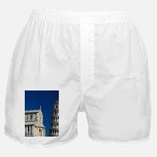 Campo dei Miracoli. Duomo and Leaning Boxer Shorts