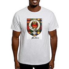 McGill Clan Crest Tartan T-Shirt