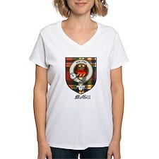 McGill Clan Crest Tartan Shirt