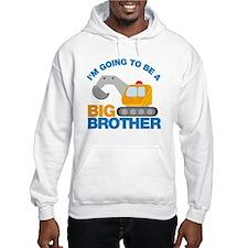 DigTruckGoingToBeBigBrother Hoodie