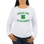 St. Patrick's Day  Women's Long Sleeve T-Shirt