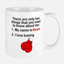 Two Things Boxing Mugs