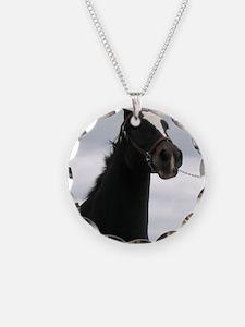 Zoe Gorgeous English Shire Necklace