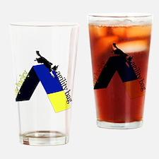 color_aframebag Drinking Glass