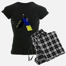 color_aframebag Pajamas