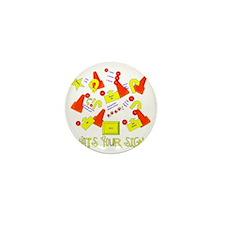 lotsofsigns3 Mini Button