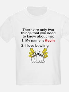 Two Things Bowling T-Shirt