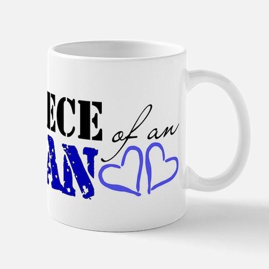 Proud Niece of an Airman Mug