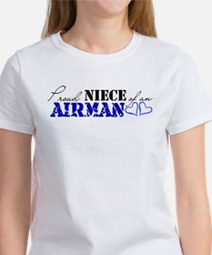 Proud Niece of an Airman Tee