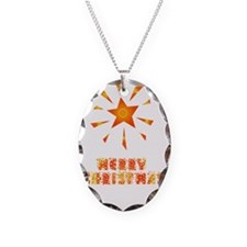 summer star power xmas card ve Necklace