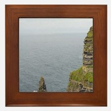 On the west coast of Ireland spectacul Framed Tile