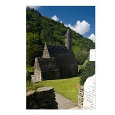 Ancient monastic siteow,  Postcards (Package of 8)