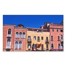Classic colorful architecture  Decal