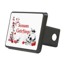 Spider, Skull and Roses Se Hitch Cover