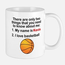 Two Things Basketball Mugs