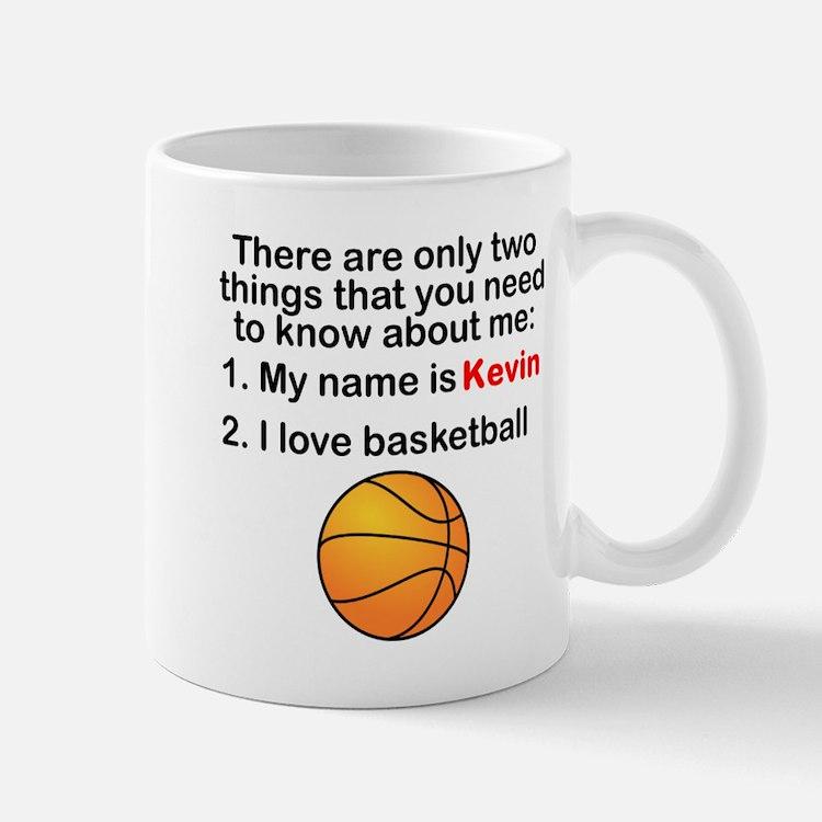 Two Things Basketball Mugs