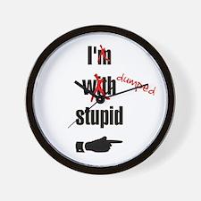 I Dumped Stupid Wall Clock