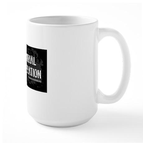 animal-liberation-stickers-01 Large Mug