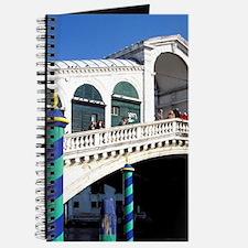Europe, Italy, Venice. Rialto Bridge and C Journal