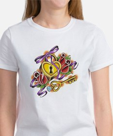 Key to my heart Women's T-Shirt
