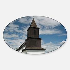 Holloko: Unesco World Heritage Site Sticker (Oval)
