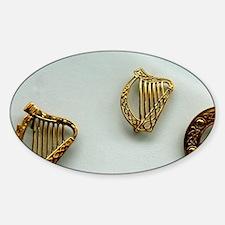 Celtic design jewelry. Decal