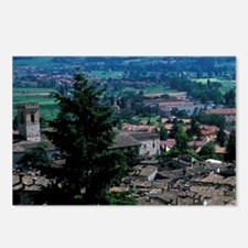 Europe, Italy, Umbra, Ass Postcards (Package of 8)