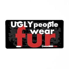 fake-it-stickers-05 Aluminum License Plate