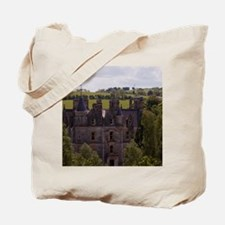 The Blarney House on the grounds with the Tote Bag