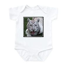 White Tiger 2 Infant Bodysuit