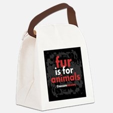 i-fake-it-pins-06 Canvas Lunch Bag