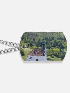 Tata: Calvary Hill Chapel from Calvary Hi Dog Tags