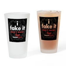 i-fake-it-pins-03 Drinking Glass