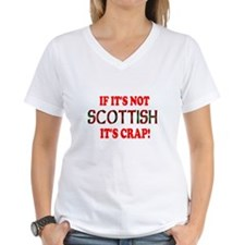 If it's not Scottish, It's Cr Shirt