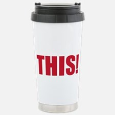 occupy this(blk) Travel Mug