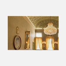 Palazzo Ducale, Parma, Emilia-Rom Rectangle Magnet