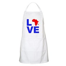 Love_Africa Apron