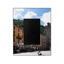 Italy - Iron balls lining the edge o Picture Frame