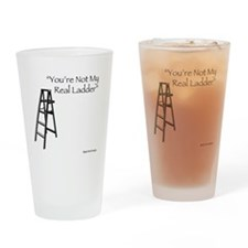real ladder FINAL Drinking Glass