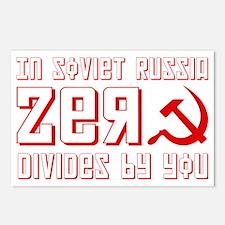 sovietzero1 Postcards (Package of 8)