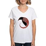 Morrigan Women's V-Neck T-Shirt