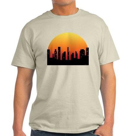 Bassoon Skyline Light T-Shirt