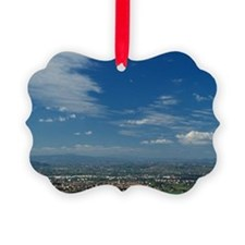 Italy, Umbria, Assisi. Ornament