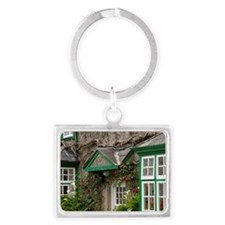 Ireland, County Mayo, Cong, cot Landscape Keychain