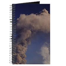 Mt. Etna summit vent, Sicily, Italy Journal