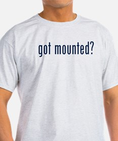 got mounted? Save a Car, Ride T-Shirt