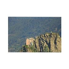 Corniglia. UNESCO World Heritage  Rectangle Magnet